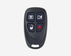 Adt wireless keychain remote